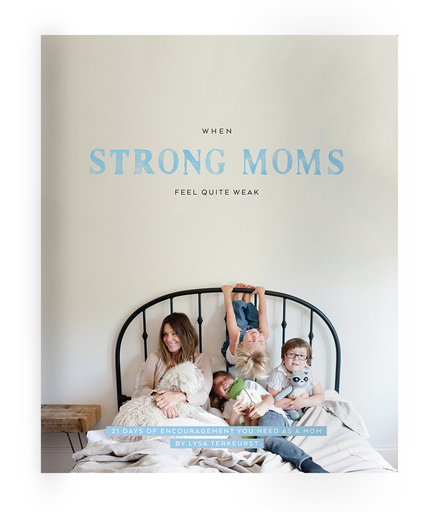 Strong Moms Cover