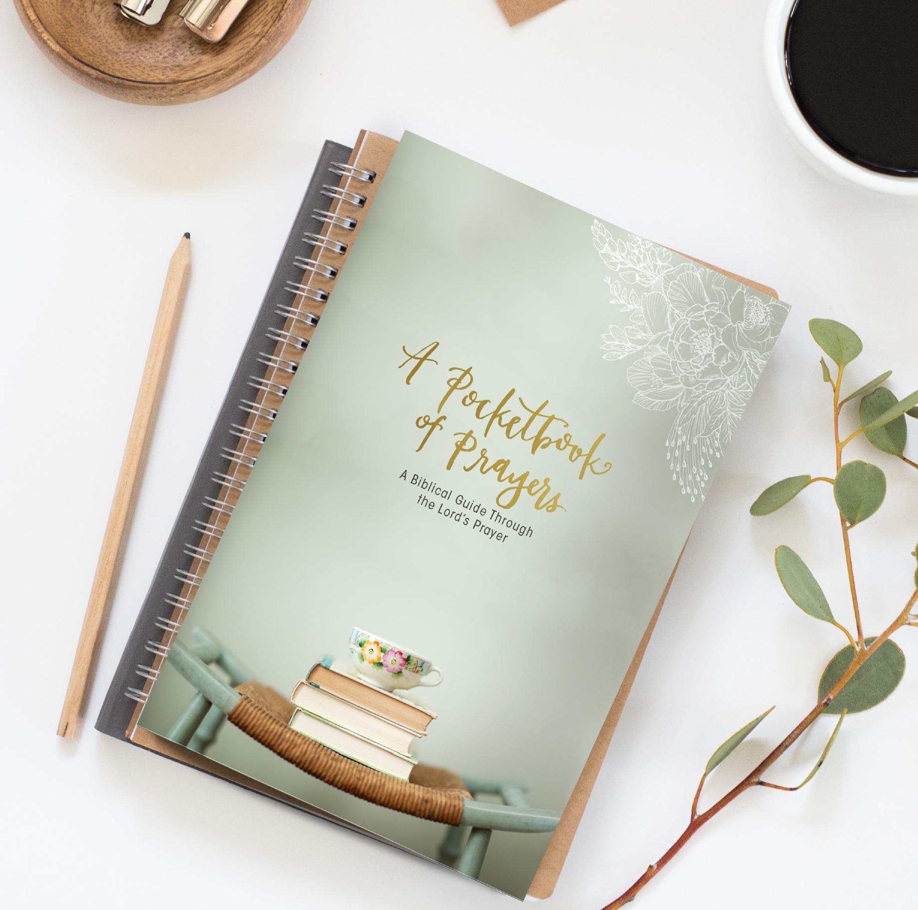 Pocketbook Prayer cover 2
